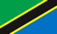 Länderflagge Tansania